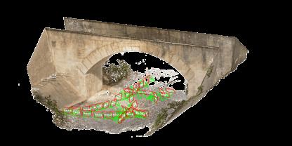 infrastructure photogrammetry brücke vermessung