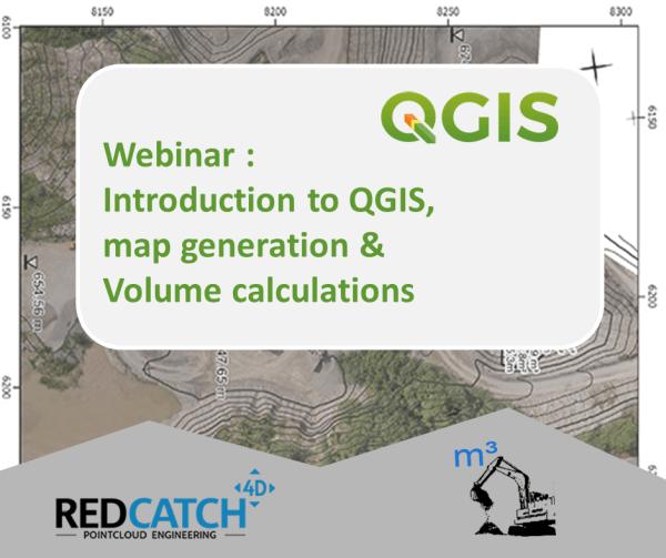 qgis volume calculation tool how to calculate volume in qgis 3 stockpile haufen