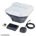 emlid reach rs m2 mapping kit ppk software rtk postprocessing
