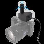 Kamera Camera GPS GNSS RTK PPK 3D ImageVector GPS GLONASS L1 L2 Blitzschuh universal