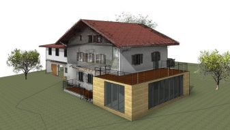 BIM Architekt Bestandsaufnahme 3d photogrammetry building ArchiCAD
